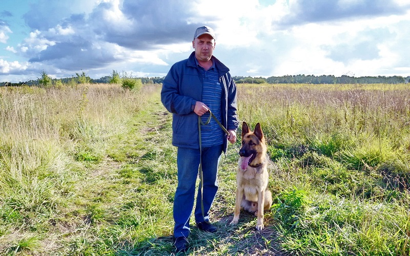 Дрессировка собак, Олег Кононов