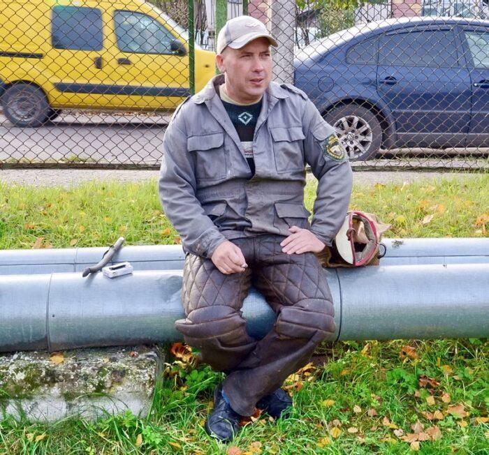 Кононов Олег, обучение собак